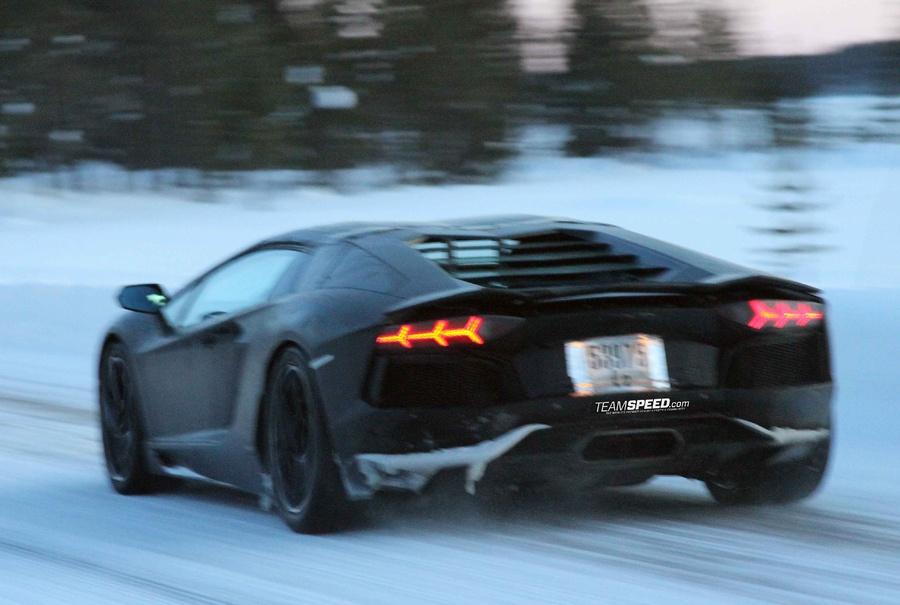 Lamborghini Aventador Top Speed 60104  NEWSBD